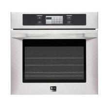"LG Studio - 4.7 cu. ft. Capacity 30"" Built-in Single Wall Oven with Convection System"