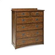 Bedroom - Oak Park Chest Product Image