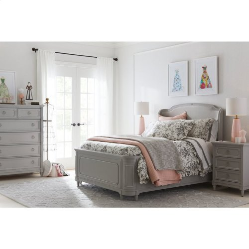 Clementine Court Spoon Queen Shelter Bed