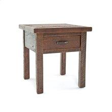 Oak Haven - 1 Drawer Side Table