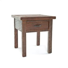 Oak Haven - 1 Drawer Side Table