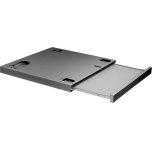 AskoSingle Shelf - Titanium