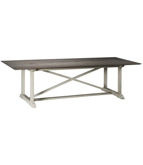 "Milton 96"" Trestle Table"