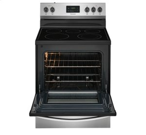 Frigidaire Electric Range and Microwave