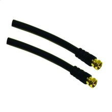 6ft Value Series™ F-Type RG6 Coaxial Video Cable