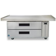 Refrigerator, Single Section Equipment Stand with Drawers