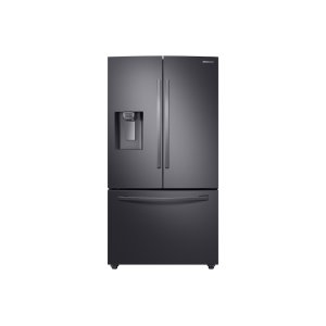 28 cu. ft. 3-Door French Door Refrigerator with CoolSelect Pantry in Black Stainless Steel - FINGERPRINT RESISTANT BLACK STAINLESS STEEL