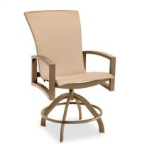 Swivel Rocker Balcony Stool - Sling Product Image