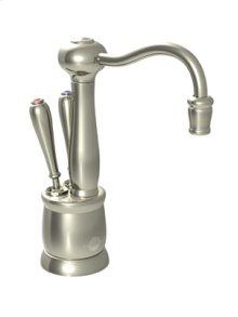 Polished Nickel Indulge Antique