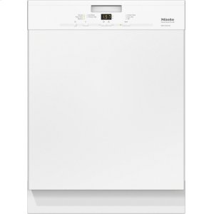 MieleG 4948 SCU AM Pre-finished, full-size dishwasher with visible control panel, cutlery tray and 5 Programs