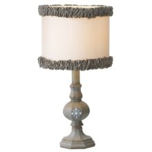Jewel Graywash Accent Lamp. 40W Max