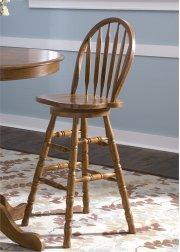 30 Inch Arrow Back Barstool Product Image
