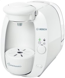 Tassimo Hot Beverage System Coconut White