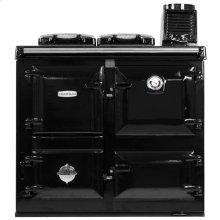 Black Artisan Woodburning Cookstove - Model HLARTISAN