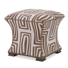 Cinched Hassock