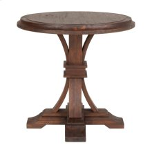 Devon Round Accent Table
