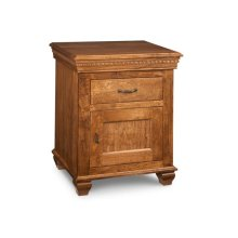 Provence 1 Drawer 1 Door Night Stand