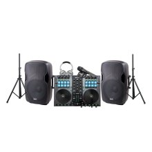 Multi-media DJ Package