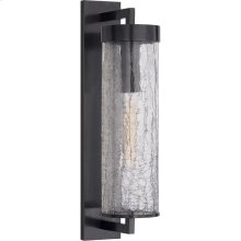 Visual Comfort KW2123BZ-CRG Kelly Wearstler Liaison 1 Light 20 inch Bronze Outdoor Wall Sconce, Large Bracketed