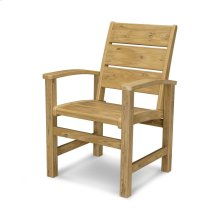 Natural Dining Arm Chair