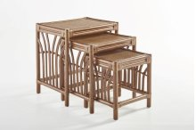 New Kauai Nest of Tables Set of Three