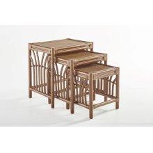 New Kauai Nest of Tables Set of Three