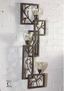 Iron Branches, Wall Sconce