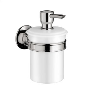 Chrome Liquid soap dispenser Product Image