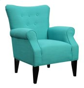 Emerald Home Lydia Accent Chair Mallard Sensu Mallard U360-05-04