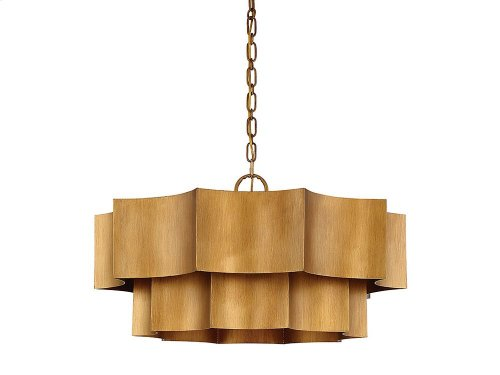 Shelby 6 Light Pendant