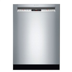Bosch800 Series Dishwasher 24'' Stainless steel SHE878ZD5N
