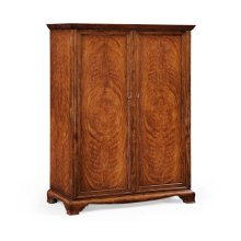 Large Walnut Wardrobe