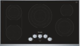 36-Inch Masterpiece® Electric Cooktop CEM366TB