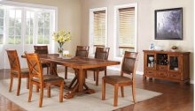 Brookside Dining Table & Chairs, D800
