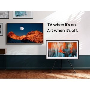"Samsung Electronics32"" Class The Frame QLED HDR Smart TV (2020)"