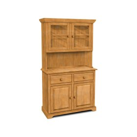 2 Door Hutch (shown w/B-2 which is sold separately)