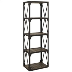 Stave Bookshelf in Brown Product Image