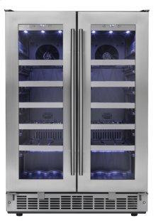 """Napa 24"""" French door Wine Cooler"""