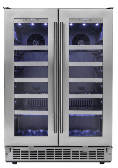 Exceptionnel Napa 24 French Door Wine Cooler