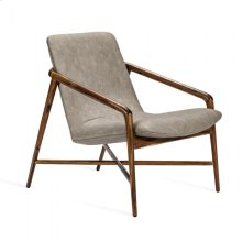 Benoit Lounge Chair - Taupe