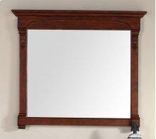 """Brookfield 47.25"""" Mirror, Warm Cherry"""