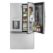 ®27.8 Cu. Ft. French-Door Refrigerator with Door In Door