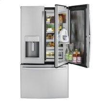 CLOSEOUT GE® 27.8 Cu. Ft. French-Door Refrigerator with Door In Door