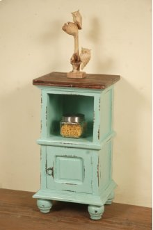 CC-TAB016TLD-TERW-B  Cottage End Table