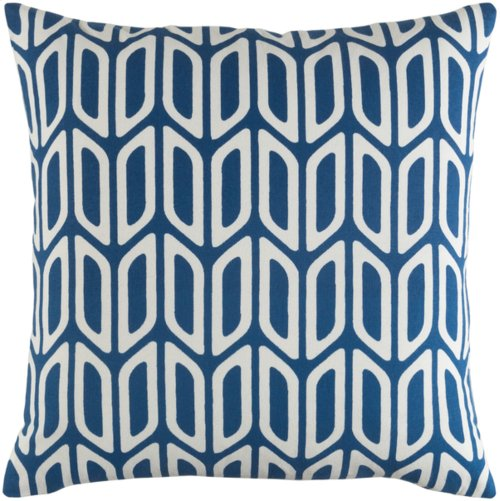 "Trudy TRUD-7132 18"" x 18"" Pillow Shell with Down Insert"