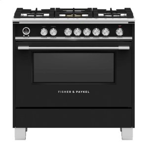 Fisher & PaykelDual Fuel Range 36""