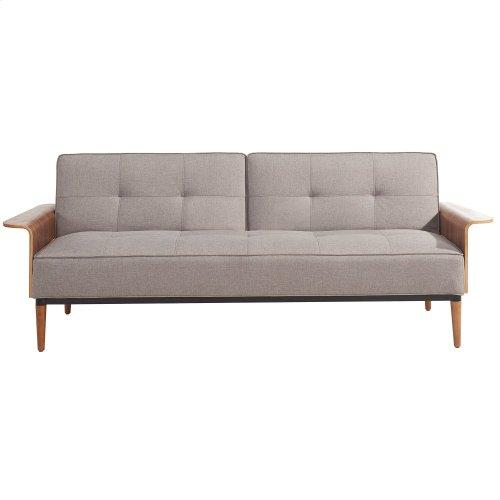 Grayson Klik Klak Sofa in Grey