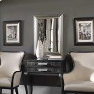 Stuart Silver Vanity Mirror Product Image