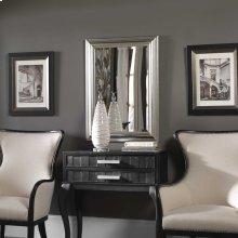 Stuart Silver Vanity Mirror
