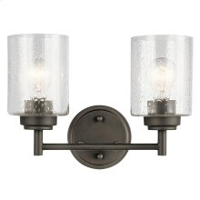 Winslow Collection Winslow 2 Light Bath Light OZ